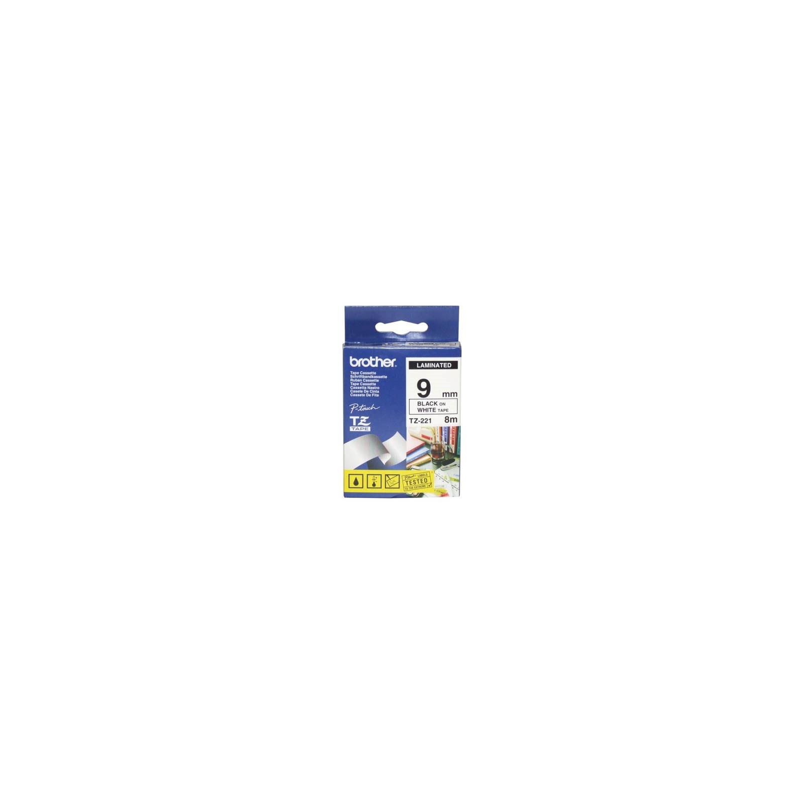 Лента для принтера этикеток Brother TZE221