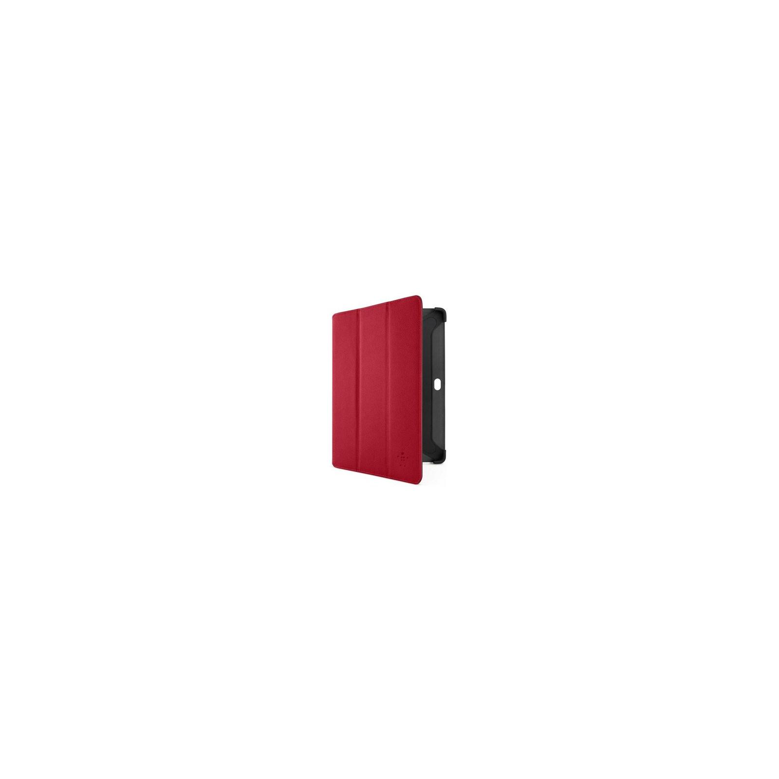 Чехол для планшета Belkin 10.1 GalaxyTab/Tab2 Tri-Fold Folio Stand (F8M394cwC02)
