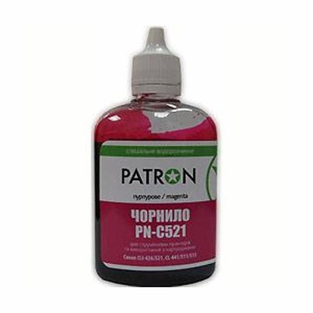 Чернила PATRON CANON CL-441/511/513, CLI426/521 MAGENTA (I-PN-CCLI521-090-M)