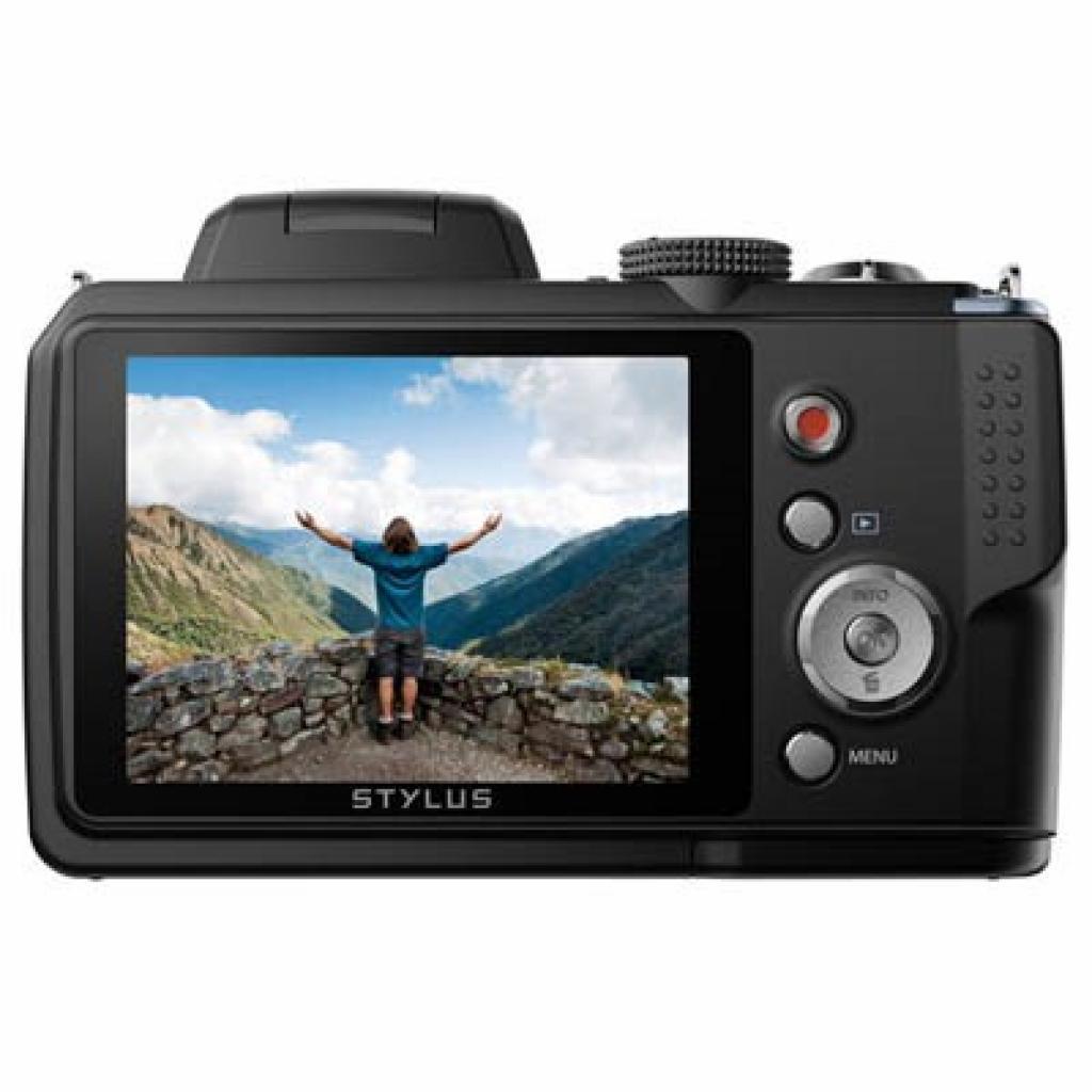 Цифровой фотоаппарат OLYMPUS SP-820UZ black (V103050BE000) изображение 2