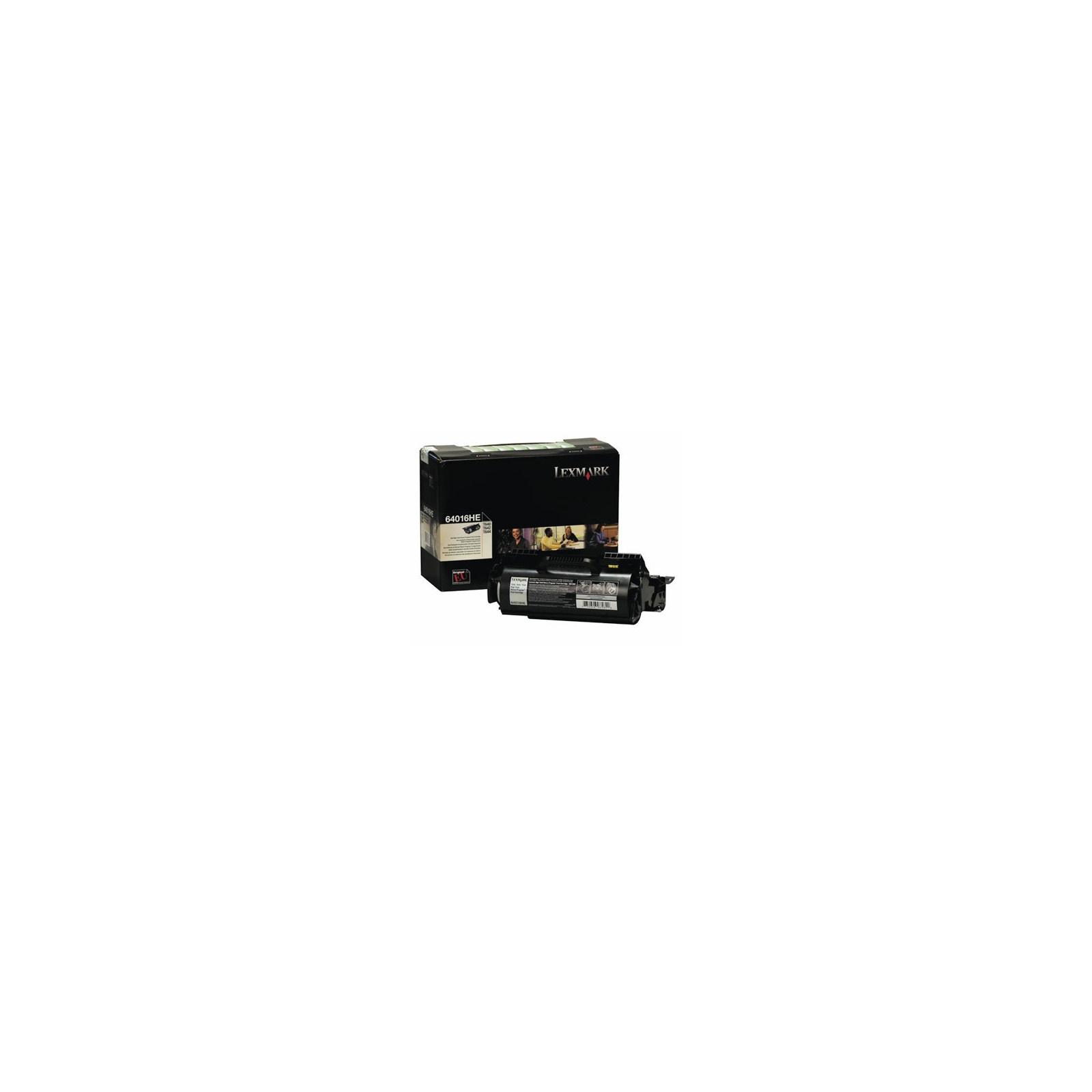 Картридж LEXMARK T64x (21k) (64016HE)