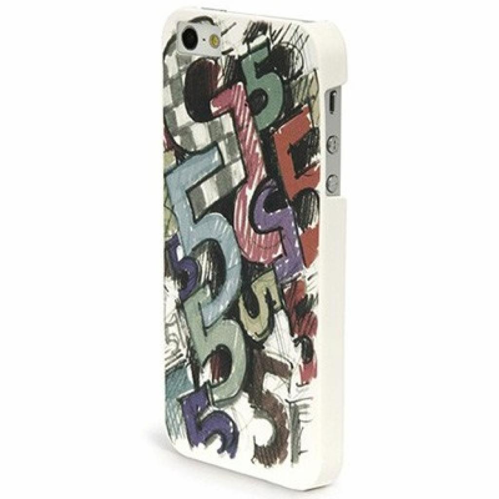 Чехол для моб. телефона Tucano iPhone 5 /Cinque (5) by Leo (IPH5BL-AM2)