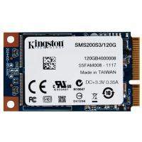Накопитель SSD mSATA 120GB Kingston (SMS200S3/120G)