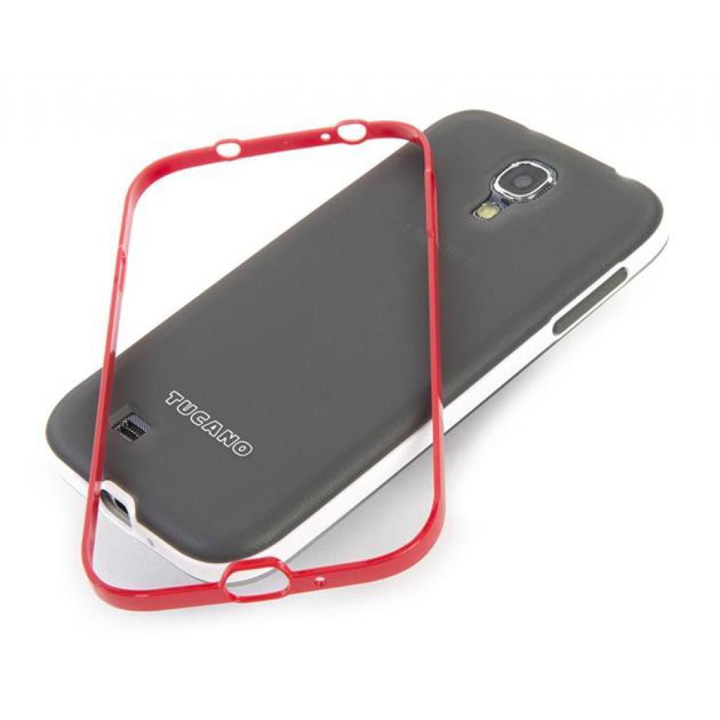 Чехол для моб. телефона Tucano для Samsung Galaxy S4 /Riva Grey (SG4RI-G) изображение 2