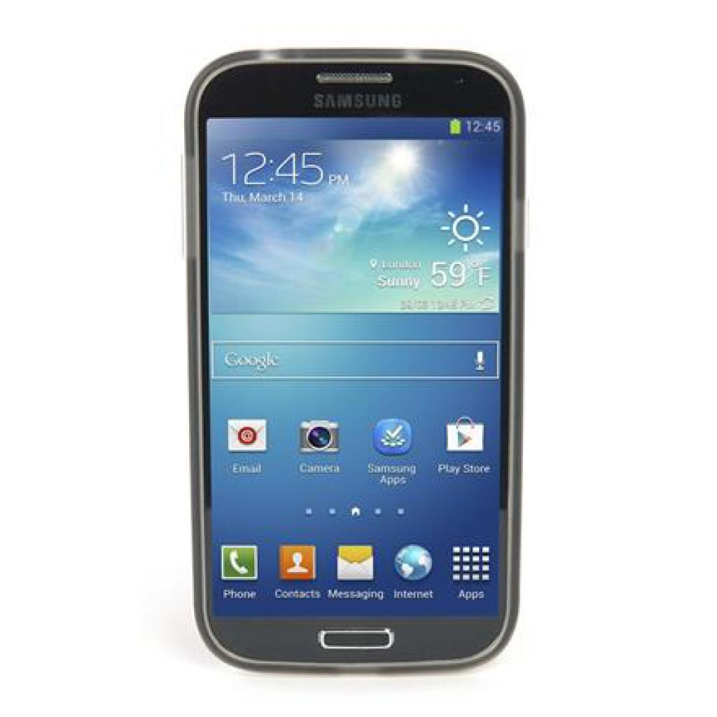 Чехол для моб. телефона Tucano для Samsung Galaxy S4 /Riva Grey (SG4RI-G) изображение 5