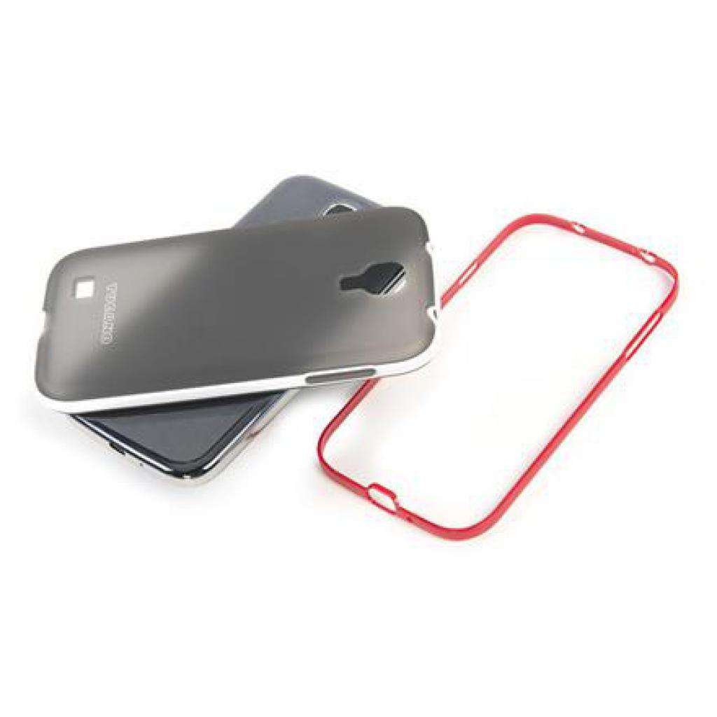 Чехол для моб. телефона Tucano для Samsung Galaxy S4 /Riva Grey (SG4RI-G)