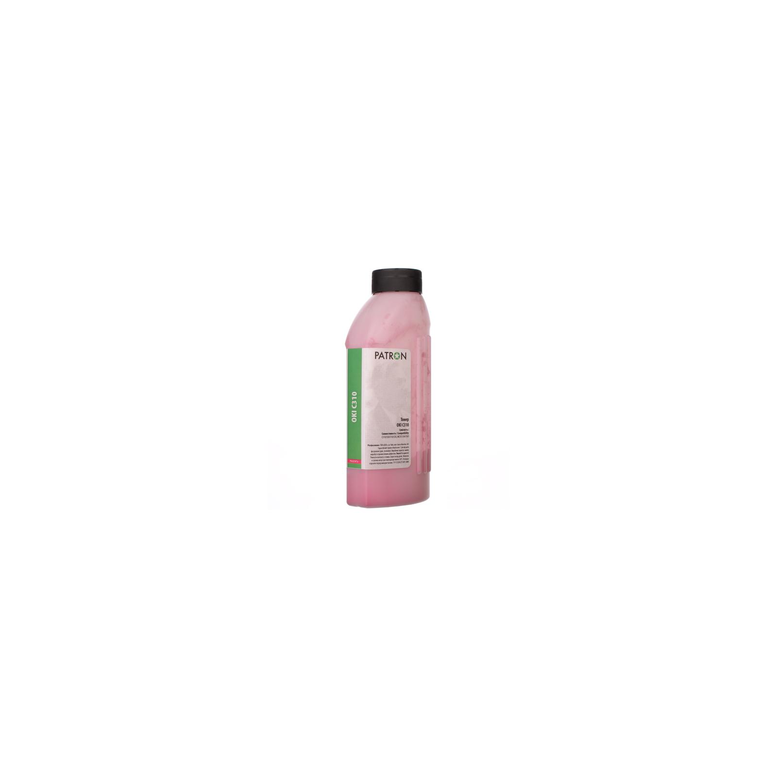 Тонер PATRON OKI C310 MAGENTA 50г (T-PN-OC310-M-050)