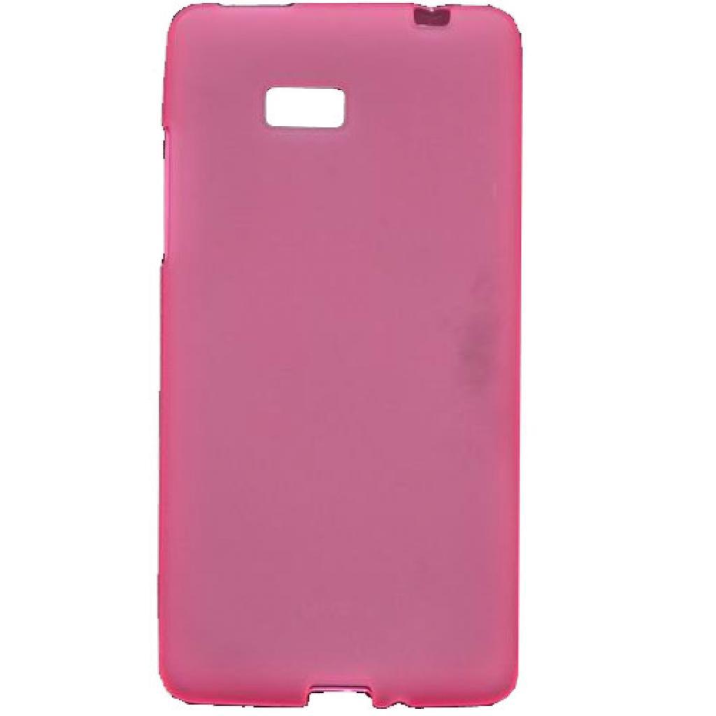Чехол для моб. телефона Mobiking HTC Desire 600 Pink/Silicon (25258)