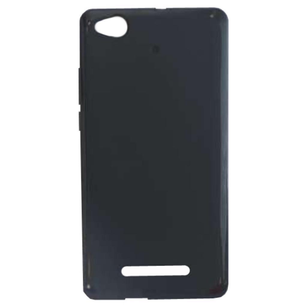 Чехол для моб. телефона Drobak для Fly IQ457/Elastic PU/Black (214734)
