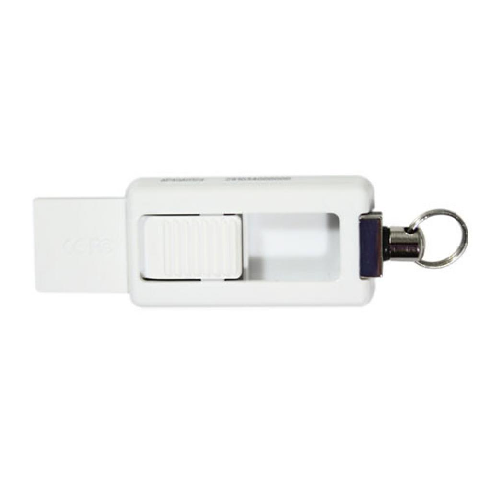 USB флеш накопитель 32GB AH129 Silver RP USB2.0 Apacer (AP32GAH129S-1) изображение 3