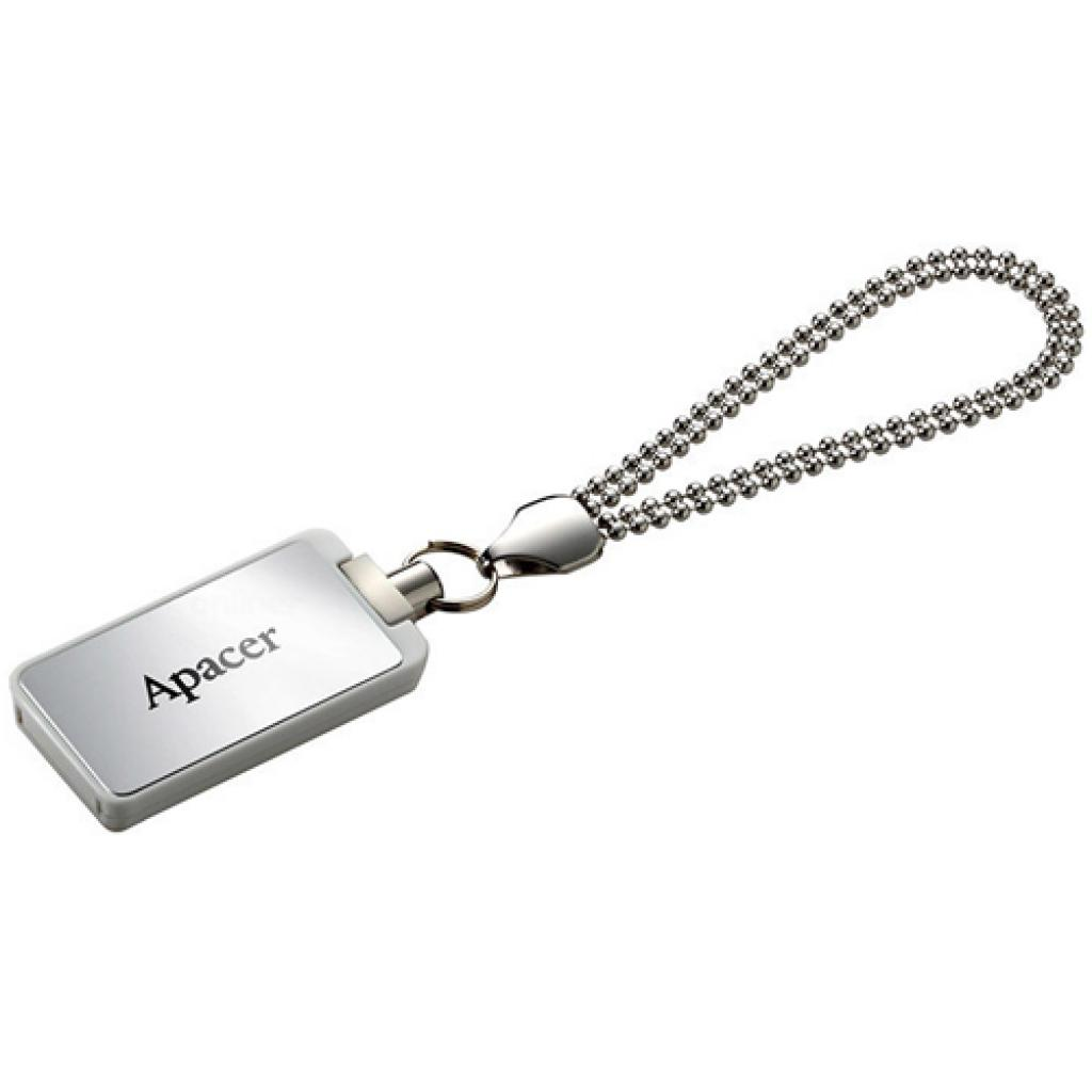 USB флеш накопитель 32GB AH129 Silver RP USB2.0 Apacer (AP32GAH129S-1)