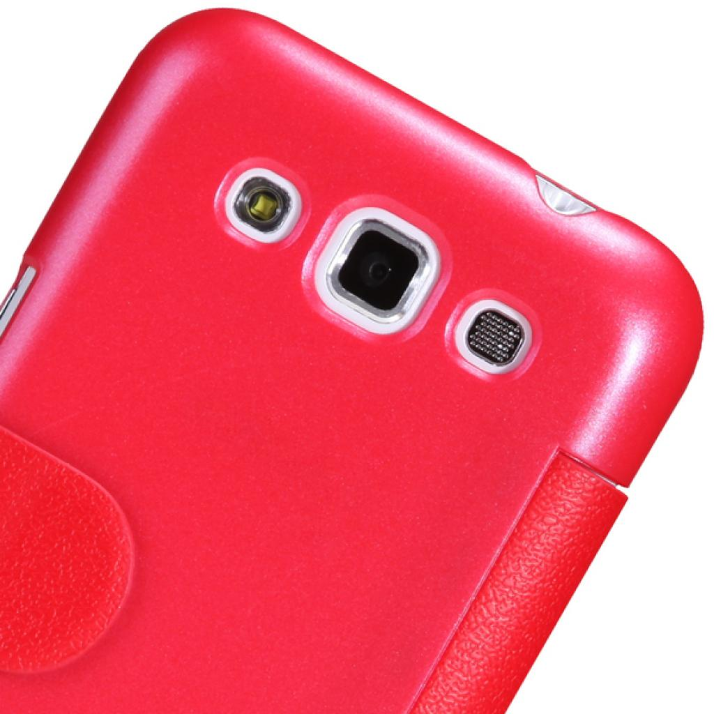Чехол для моб. телефона NILLKIN для Samsung I8552 /Fresh/ Leather/Red (6065842) изображение 2