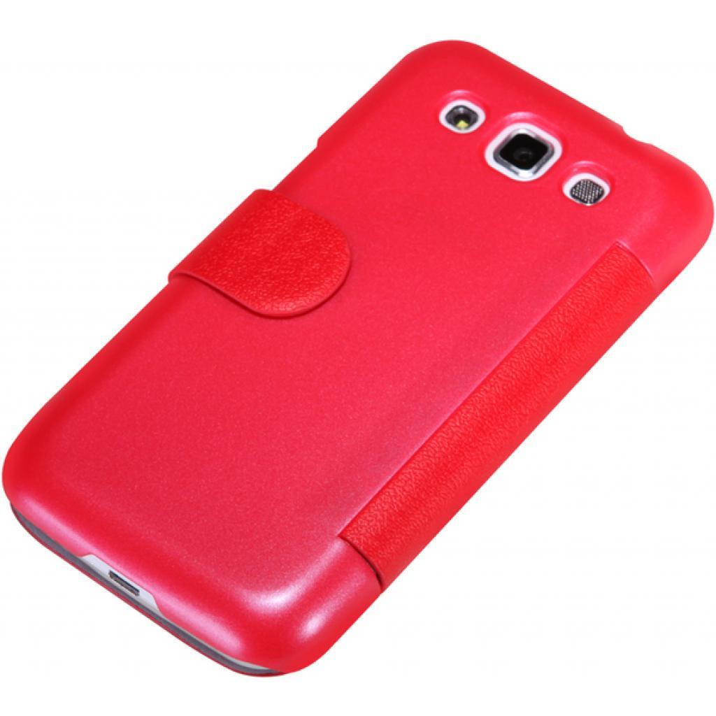 Чехол для моб. телефона NILLKIN для Samsung I8552 /Fresh/ Leather/Red (6065842) изображение 4