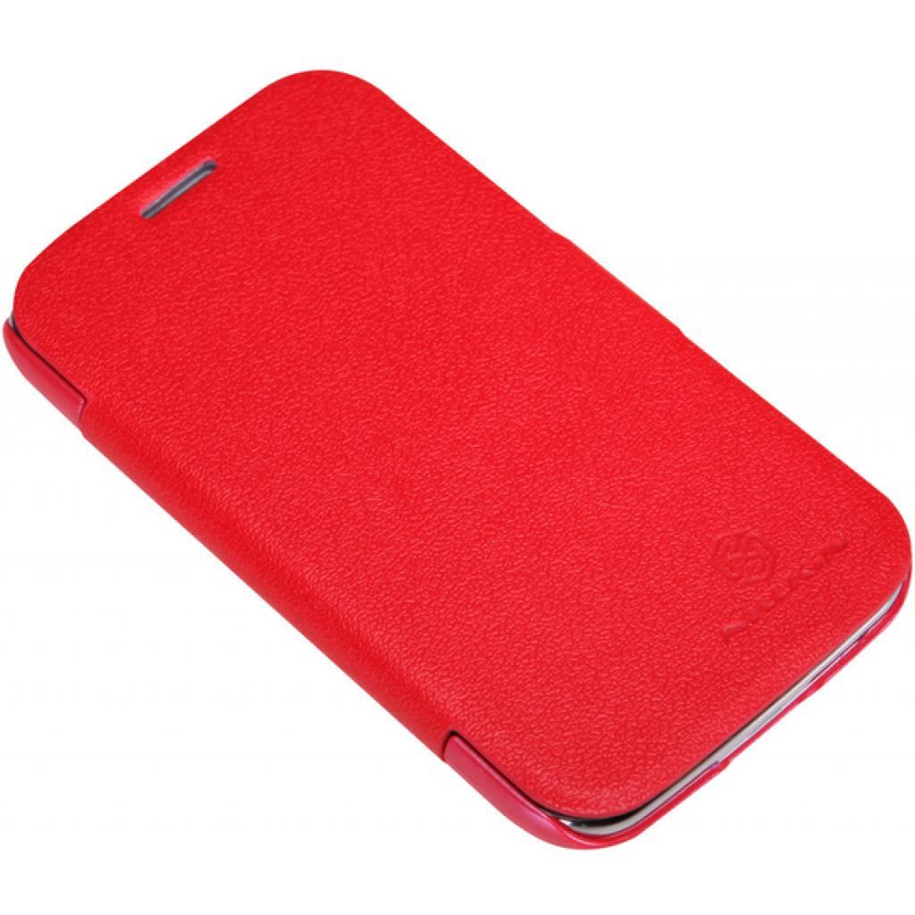 Чехол для моб. телефона NILLKIN для Samsung I8552 /Fresh/ Leather/Red (6065842) изображение 5