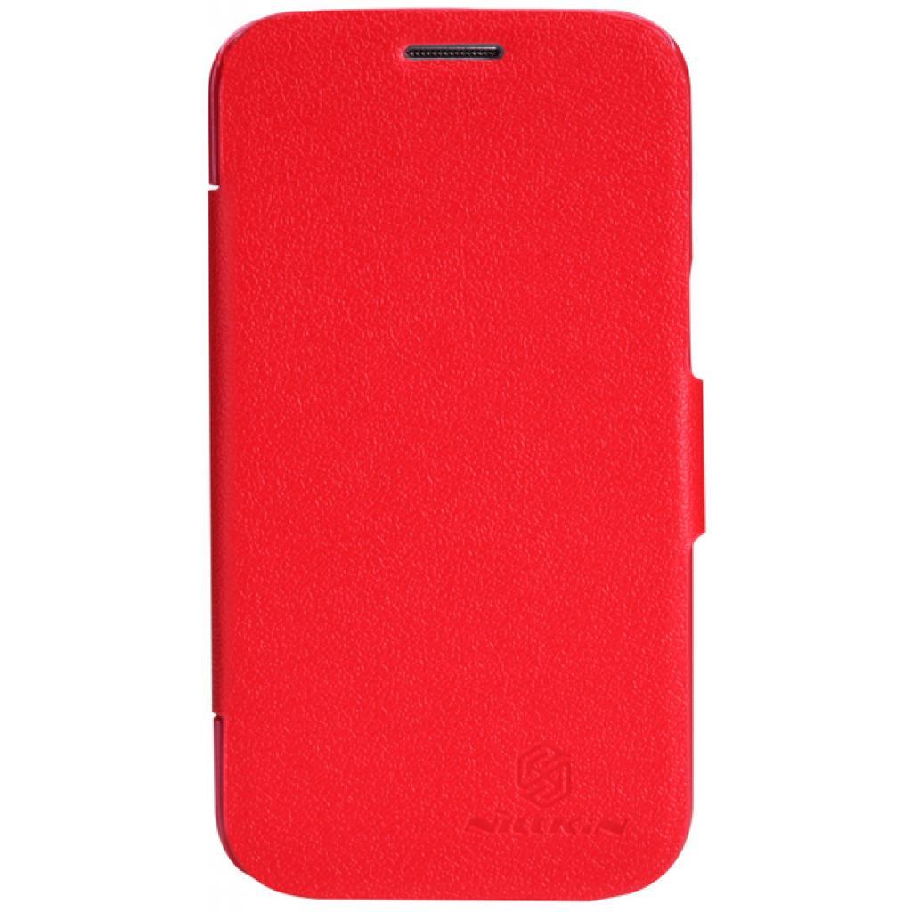 Чехол для моб. телефона NILLKIN для Samsung I8552 /Fresh/ Leather/Red (6065842)