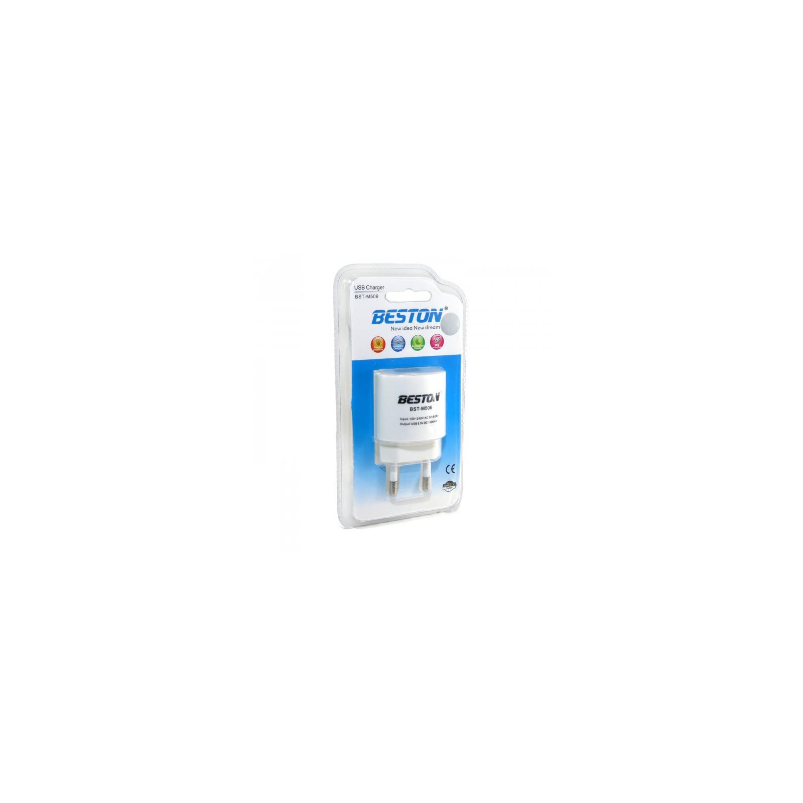 Зарядное устройство EXTRADIGITAL BESTON BST-M506 (CUB1526) изображение 4