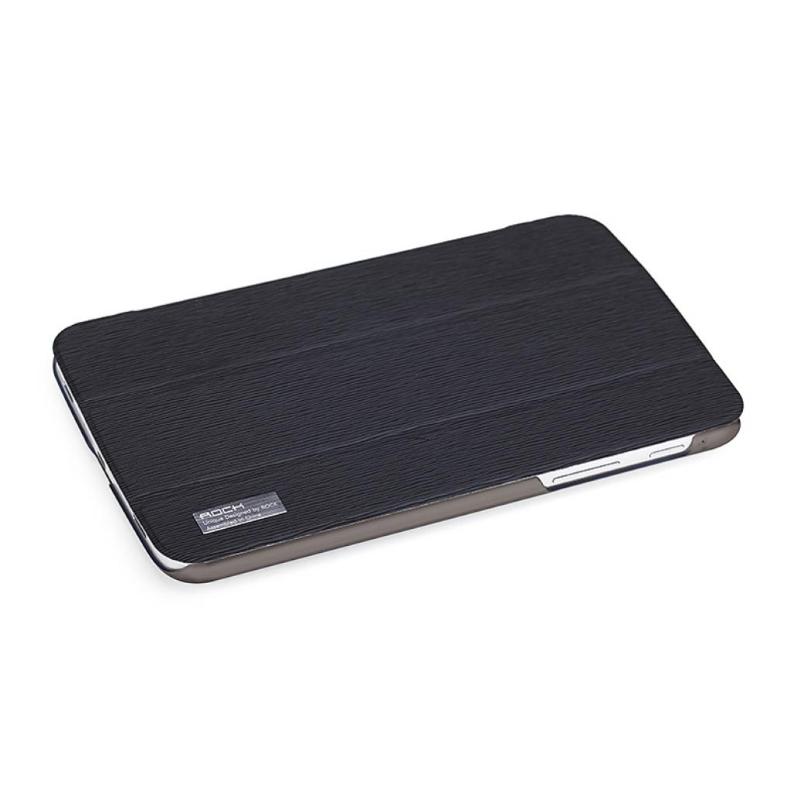 "Чехол для планшета Rock 7"" Samsung Galaxy Tab 3 7.0 T2100/T2110 Elegant Series (31849 black) изображение 3"