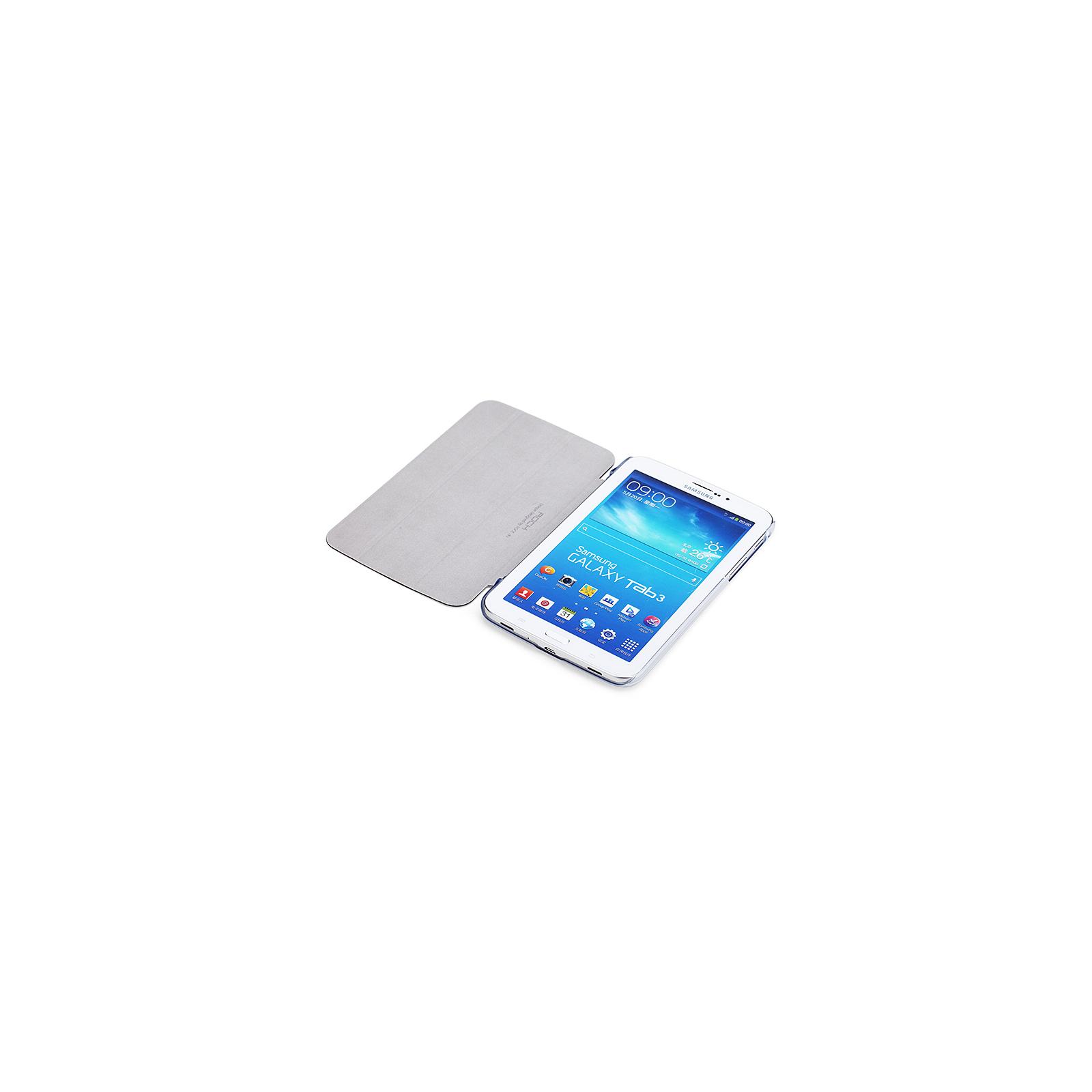 "Чехол для планшета Rock 7"" Samsung Galaxy Tab 3 7.0 T2100/T2110 Elegant Series (31849 black) изображение 6"