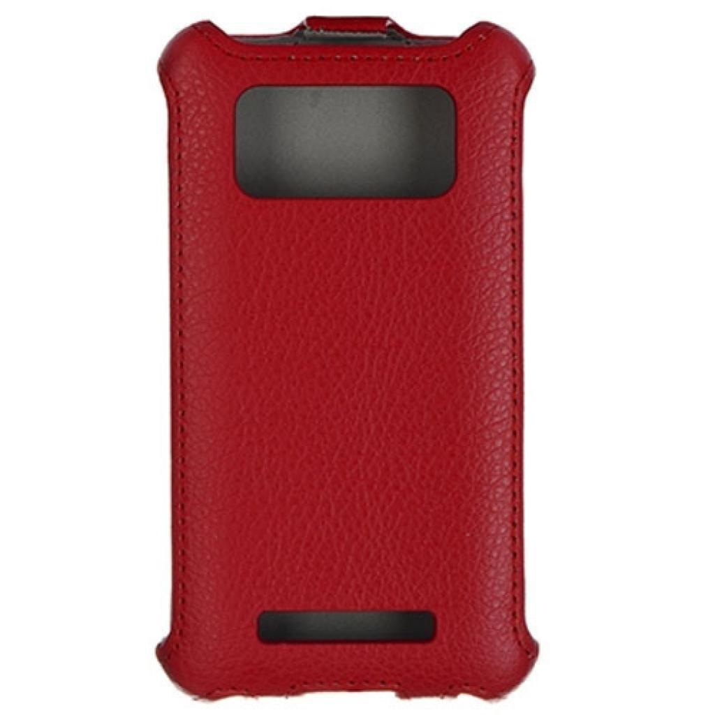 Чехол для моб. телефона для HTC Desire 400 (Red) Lux-flip Drobak (218897) изображение 2