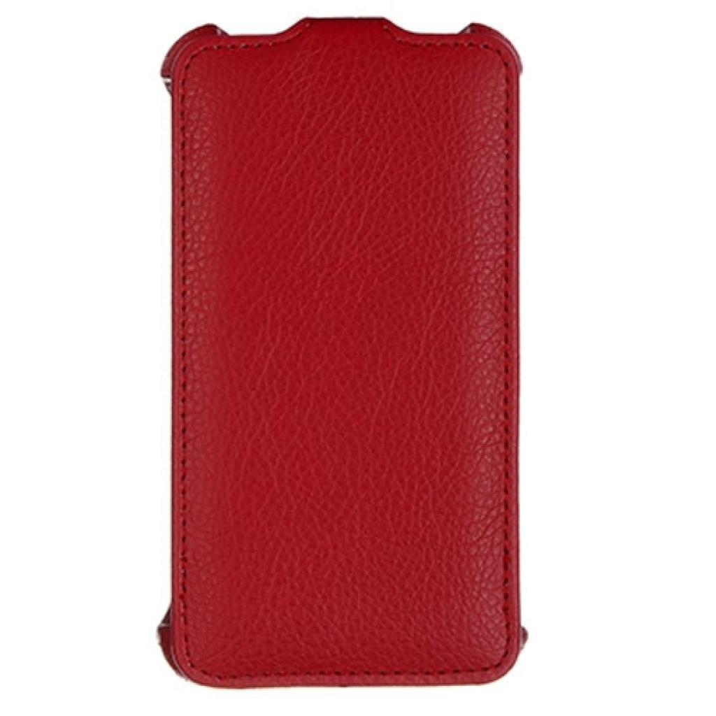 Чехол для моб. телефона для HTC Desire 400 (Red) Lux-flip Drobak (218897)