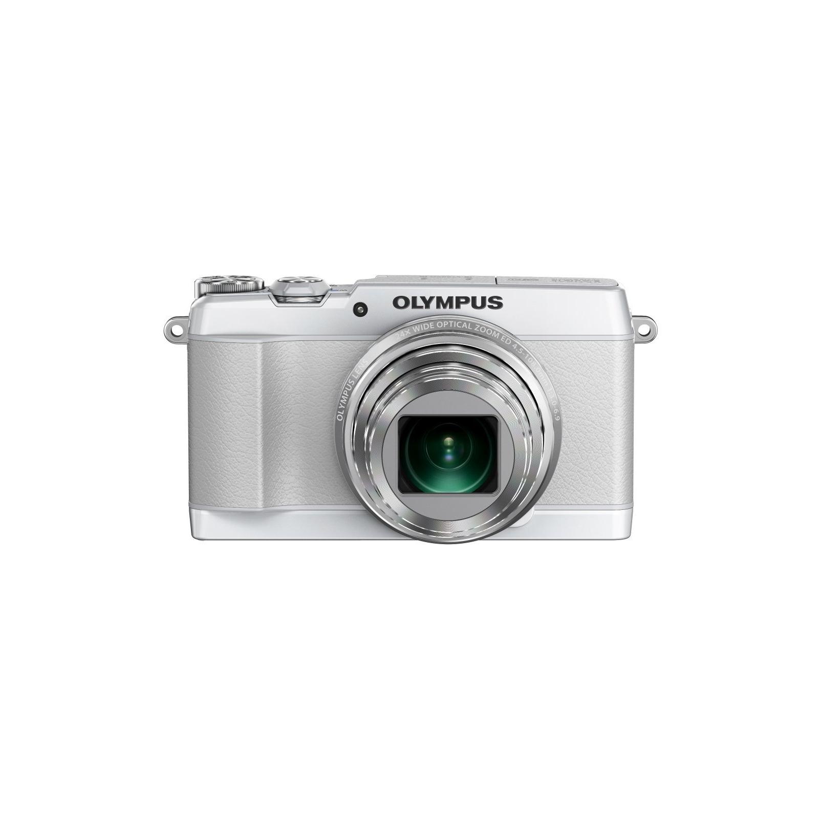 Цифровой фотоаппарат OLYMPUS SH-1 White (V107080WE000) изображение 2