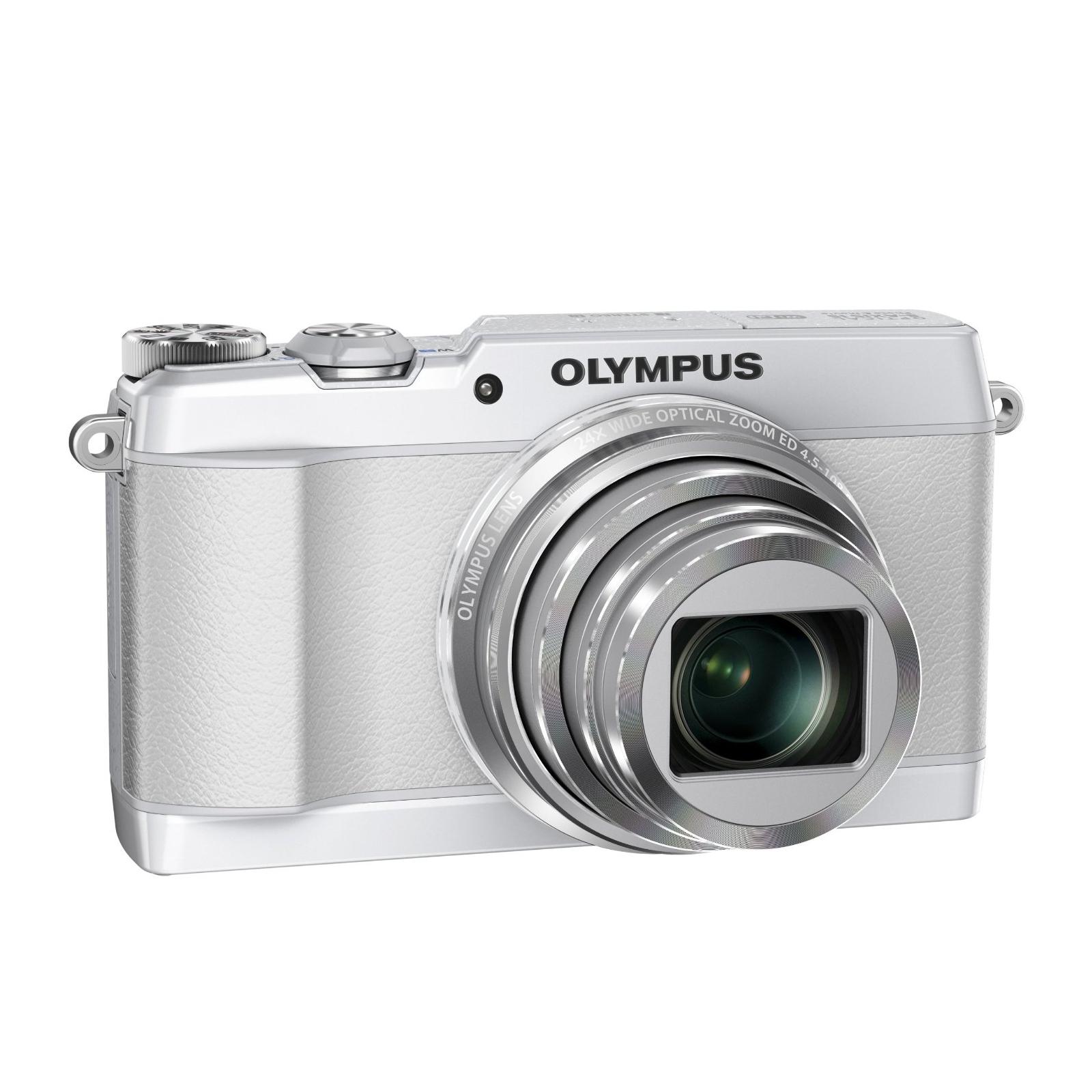 Цифровой фотоаппарат OLYMPUS SH-1 White (V107080WE000) изображение 3