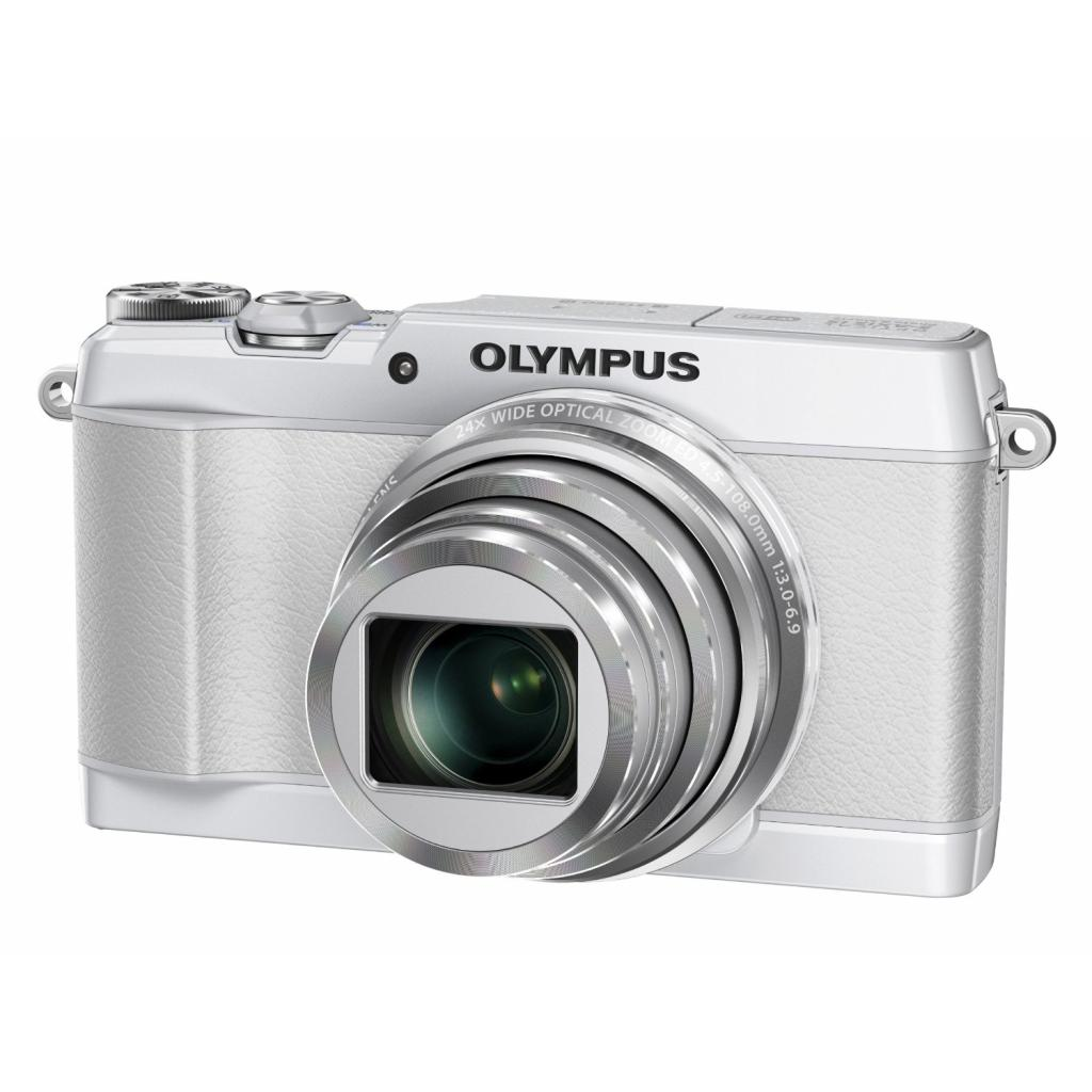 Цифровой фотоаппарат OLYMPUS SH-1 White (V107080WE000)