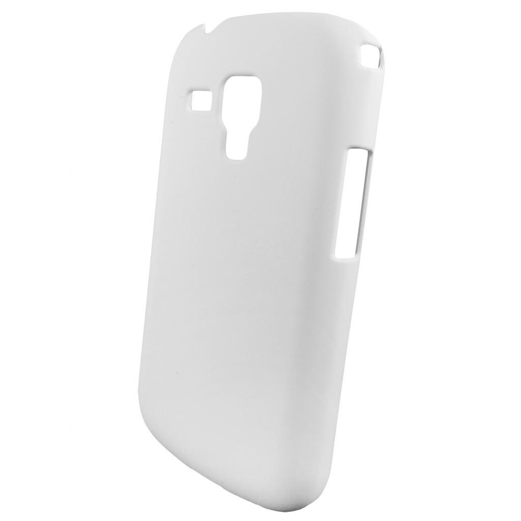 Чехол для моб. телефона GLOBAL для Samsung S7562 Galaxy S Duos (белый) (1283126445057)