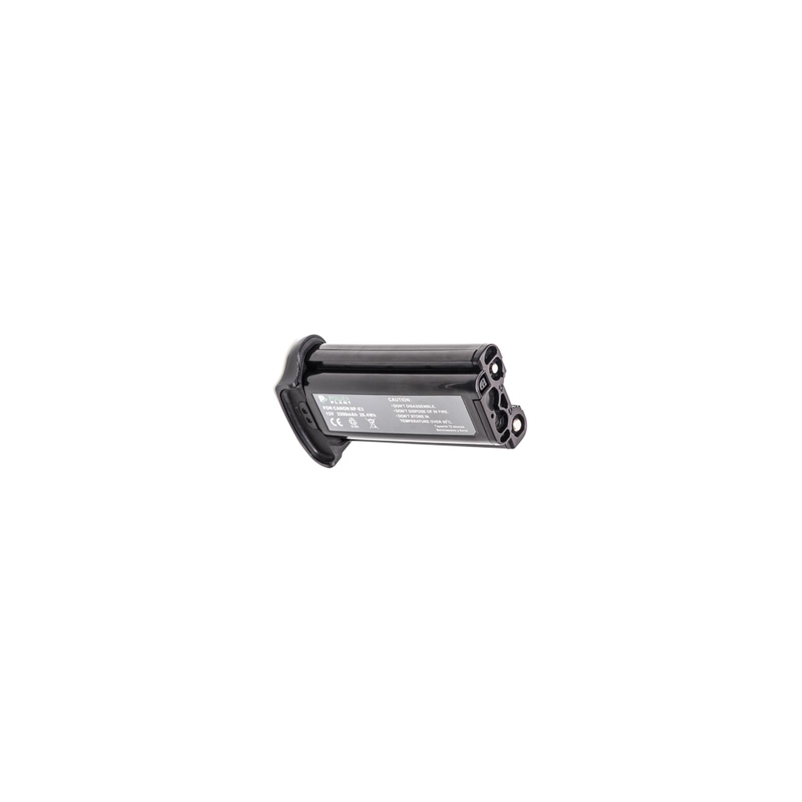 Аккумулятор к фото/видео PowerPlant Canon NP-E3 (DV00DV1019) изображение 2