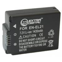 Аккумулятор к фото/видео EXTRADIGITAL Nikon EN-EL21 (DV00DV1388)