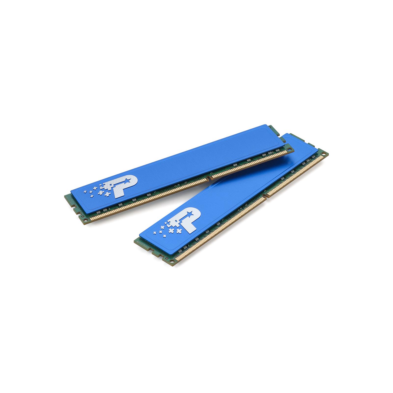 Модуль памяти для компьютера DDR3 16GB (2x8GB) 1600 MHz Signature Line Patriot (PSD316G1600KH)