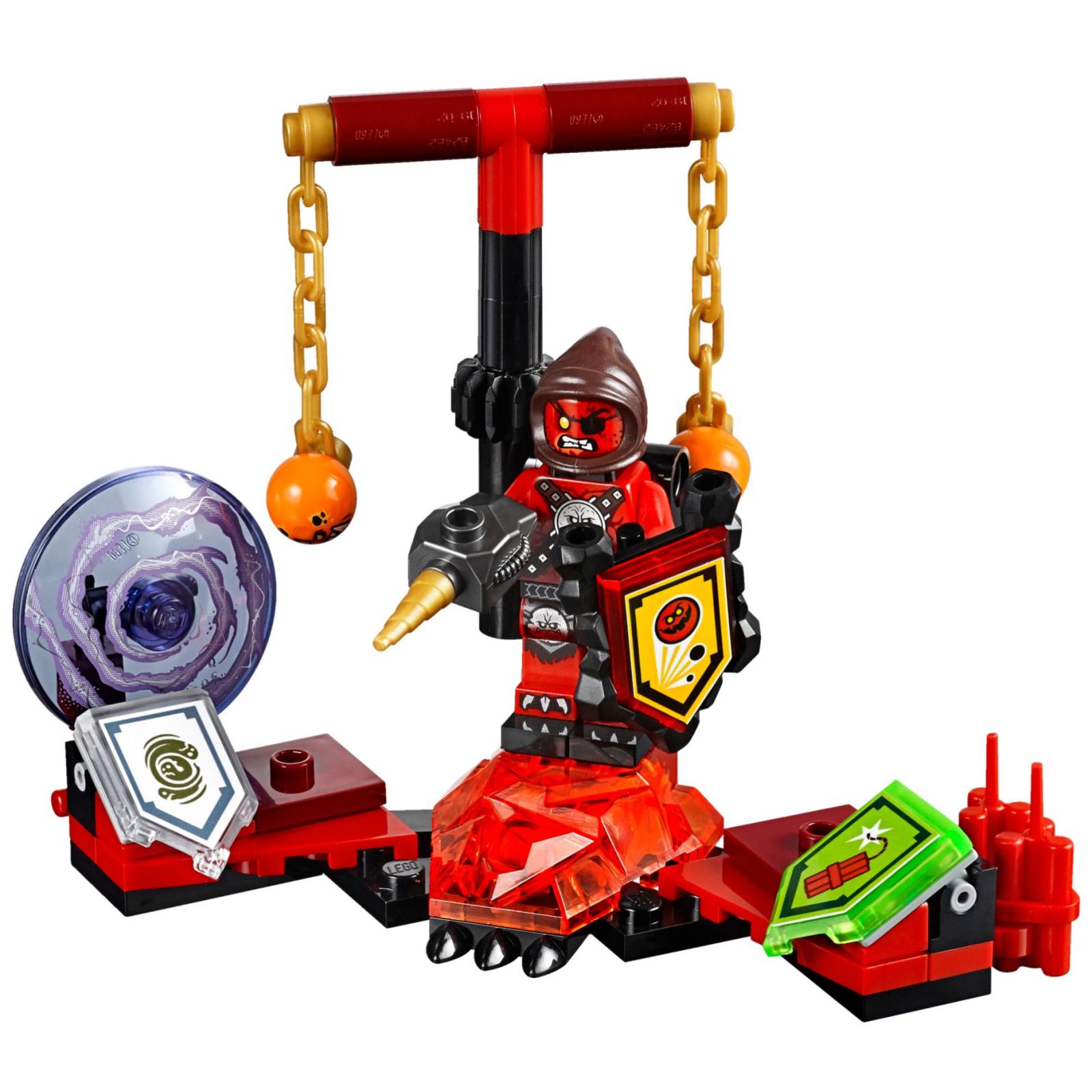 Конструктор LEGO Nexo Knights Предводитель монстров Абсолютная сила (70334) изображение 2