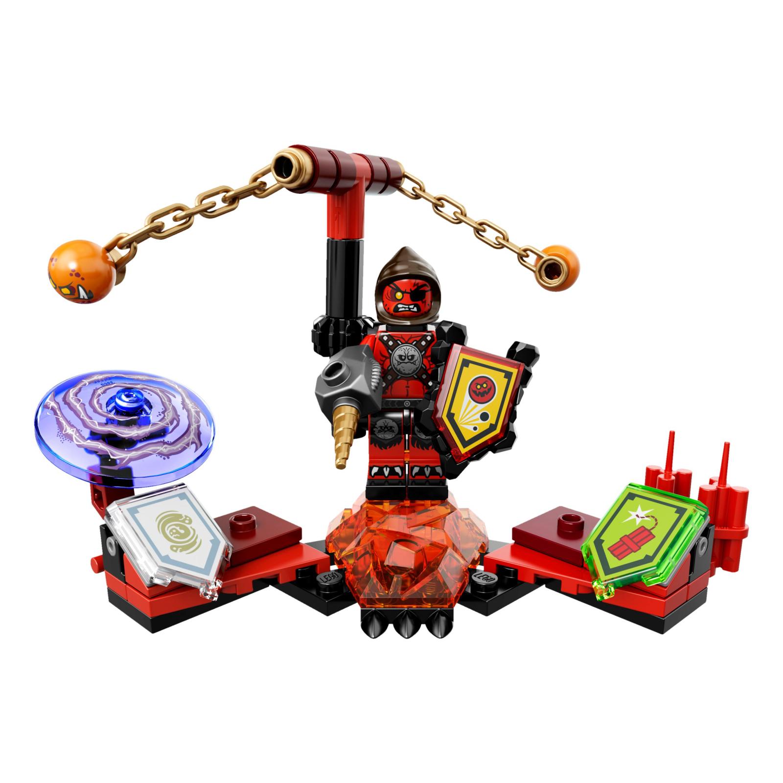 Конструктор LEGO Nexo Knights Предводитель монстров Абсолютная сила (70334) изображение 3