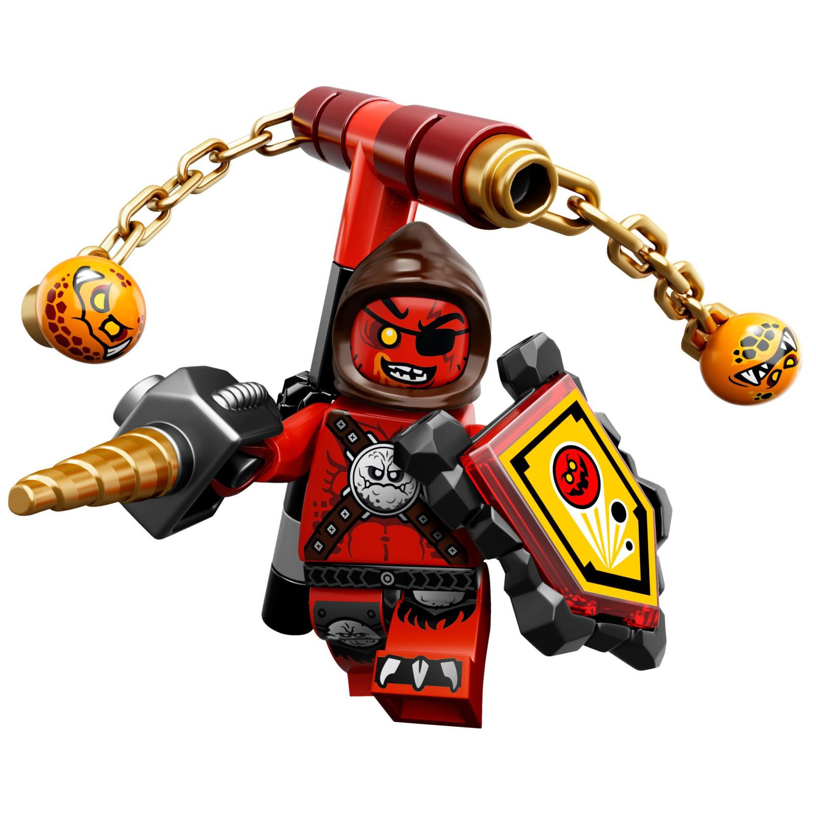 Конструктор LEGO Nexo Knights Предводитель монстров Абсолютная сила (70334) изображение 4