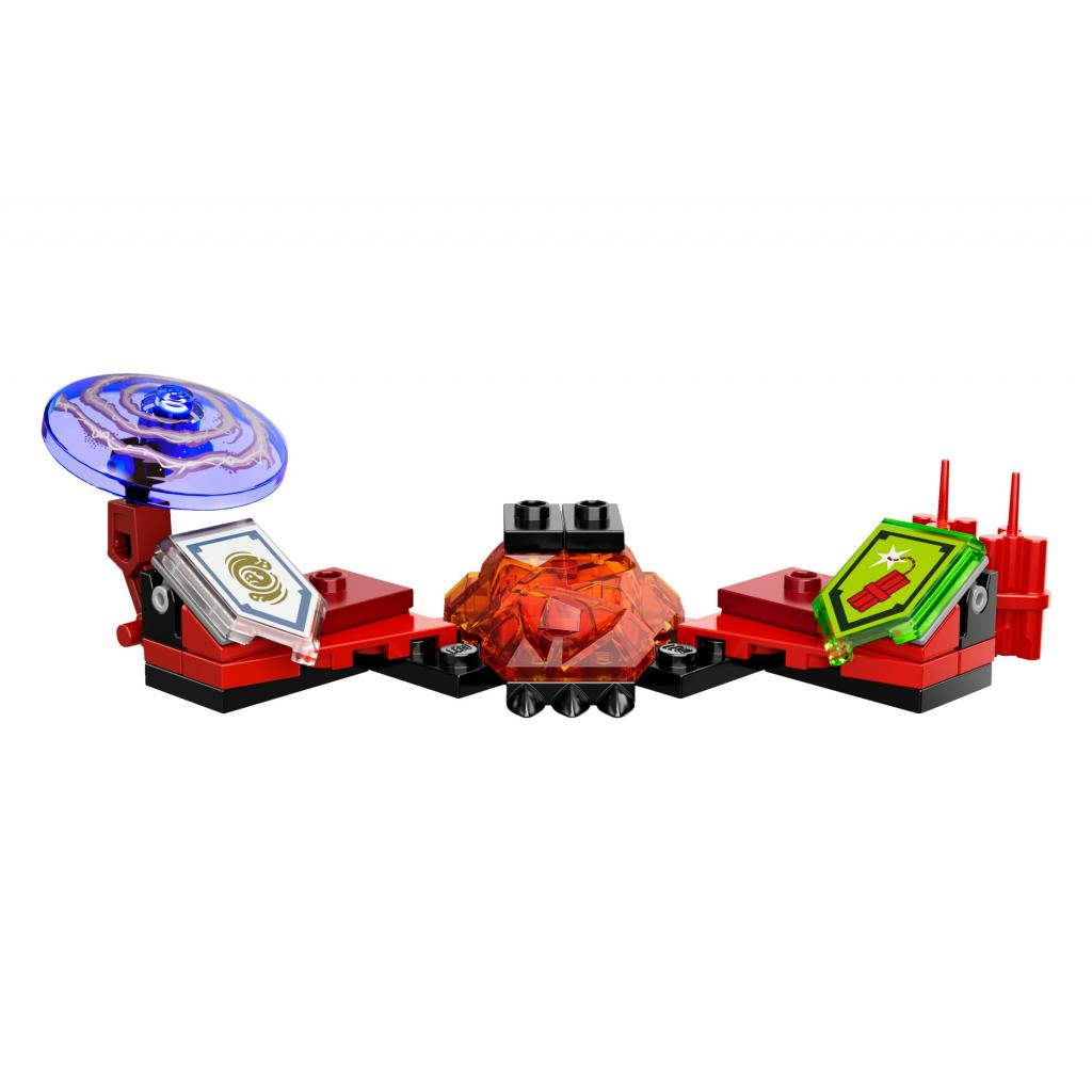 Конструктор LEGO Nexo Knights Предводитель монстров Абсолютная сила (70334) изображение 5