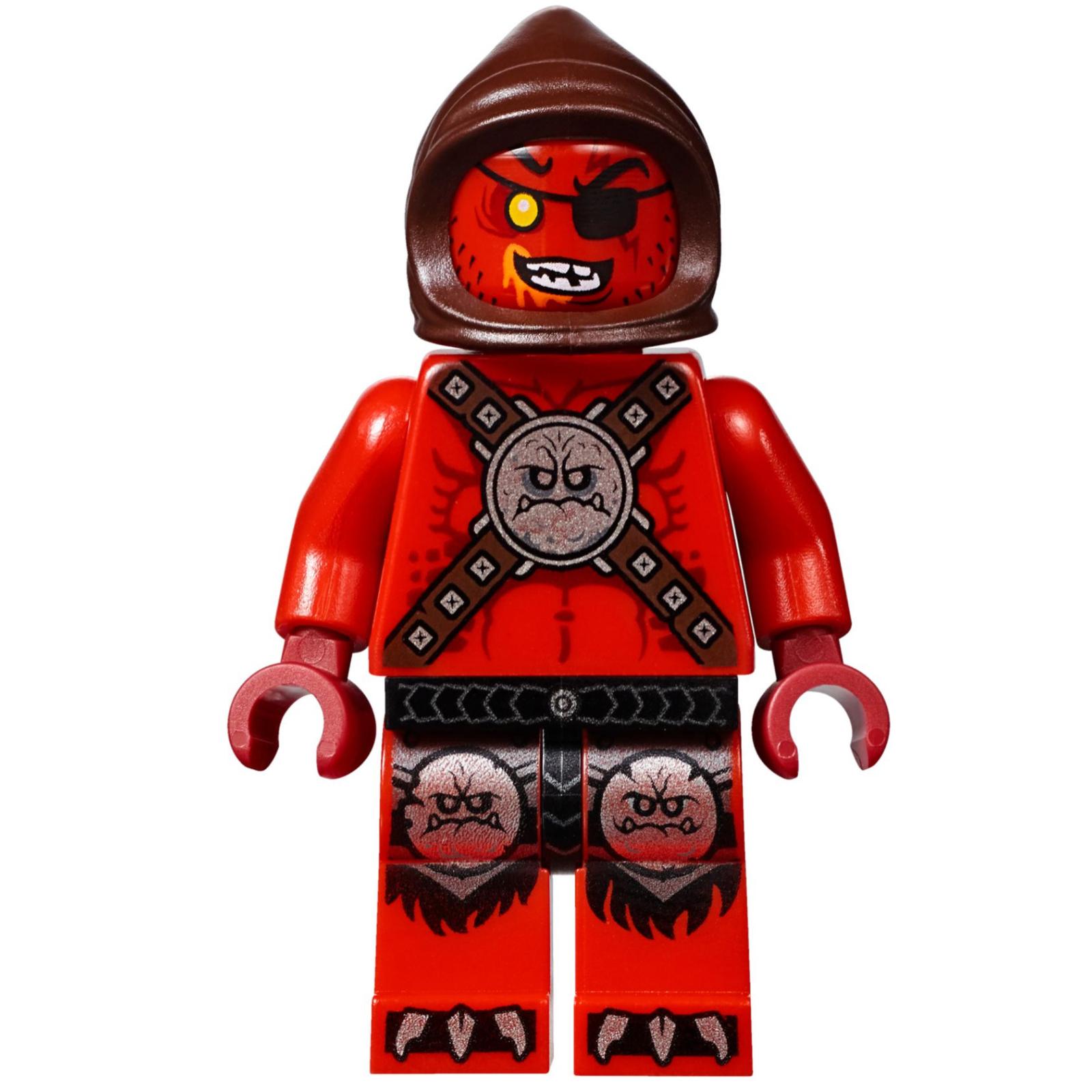 Конструктор LEGO Nexo Knights Предводитель монстров Абсолютная сила (70334) изображение 6