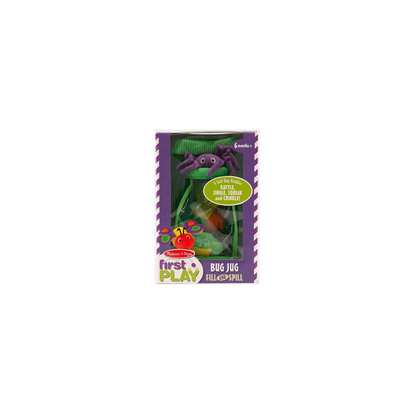 Игровой набор Melissa&Doug Забавные насекомые в кувшине (MD3046) изображение 5