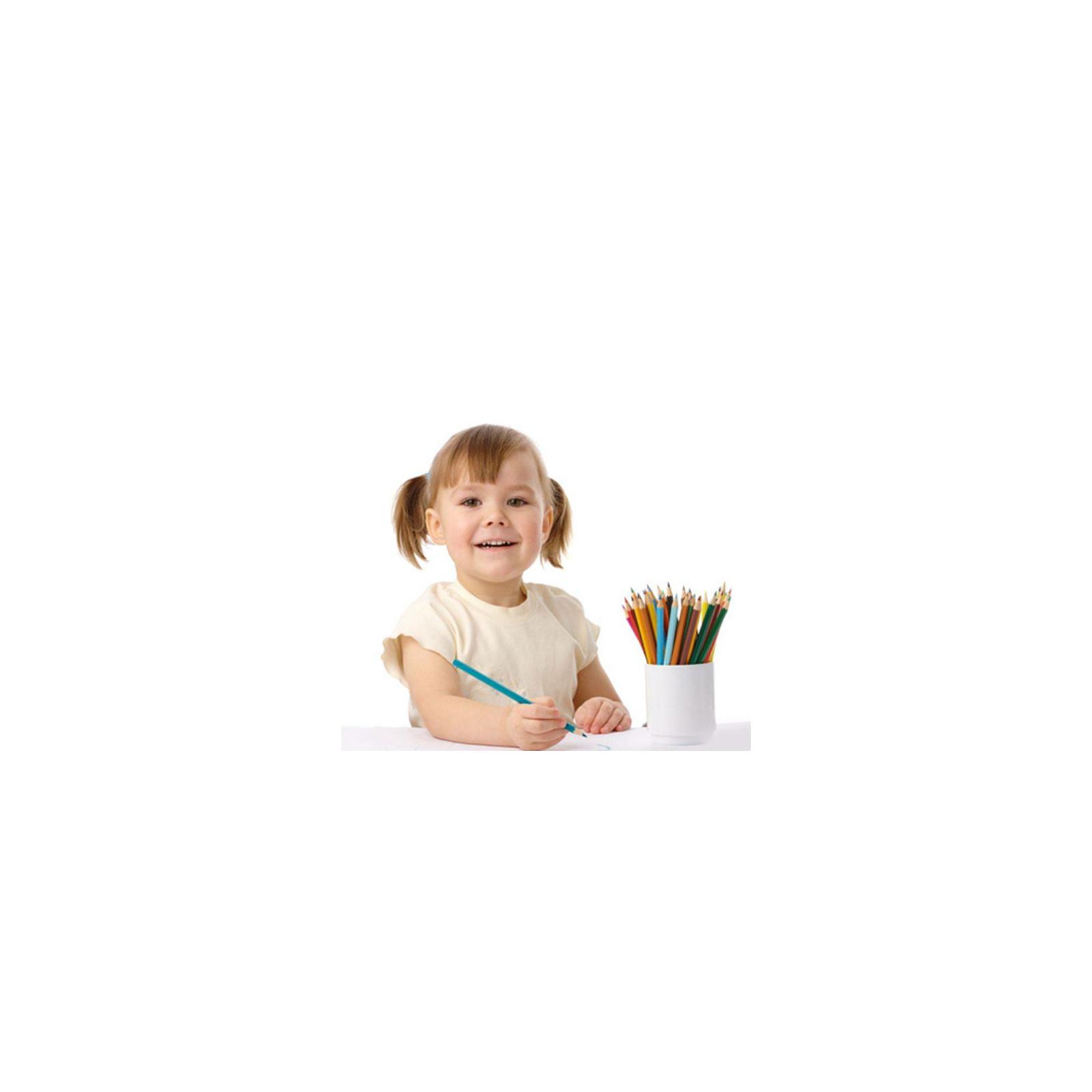 Набор для творчества Melissa&Doug Цветные карандаши 24 цвета (MD4124) изображение 2