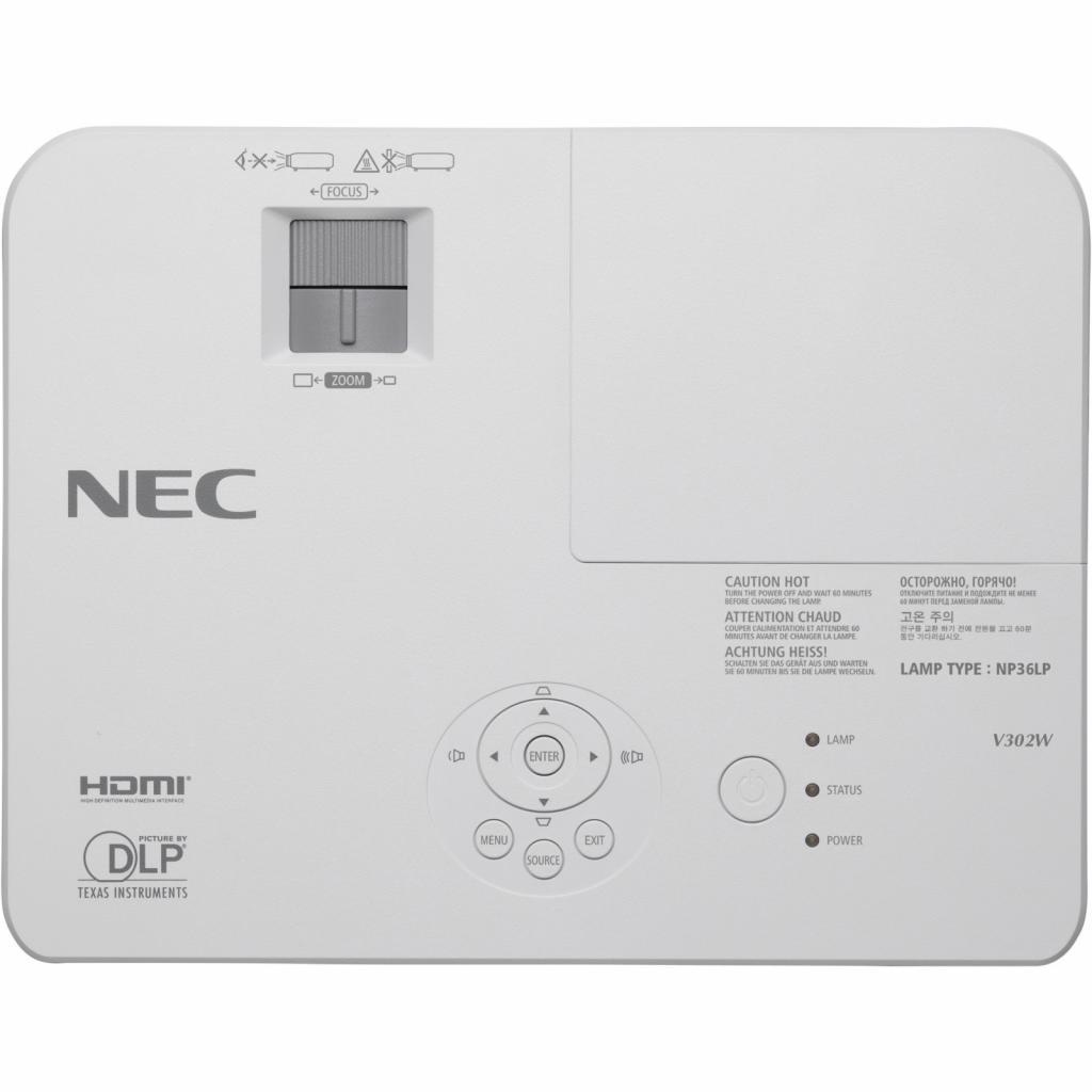 Проектор NEC V332XG (60003894) изображение 5