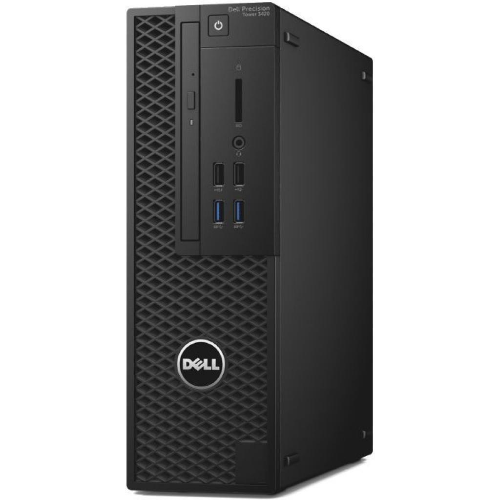 Компьютер Dell Precision 3420 (210-3420-SF1-1)