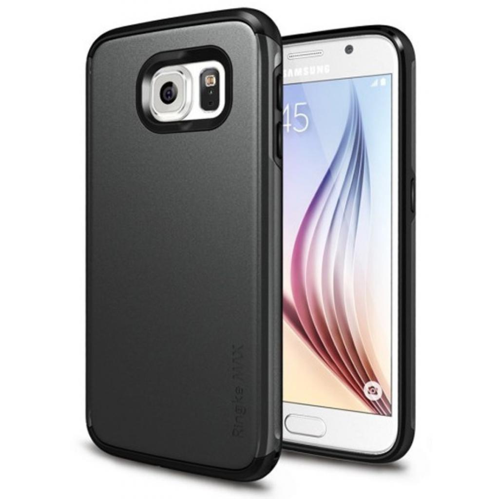 Чехол для моб. телефона Ringke Max для Samsung Galaxy S6 (Gun Metal) (555000) изображение 2