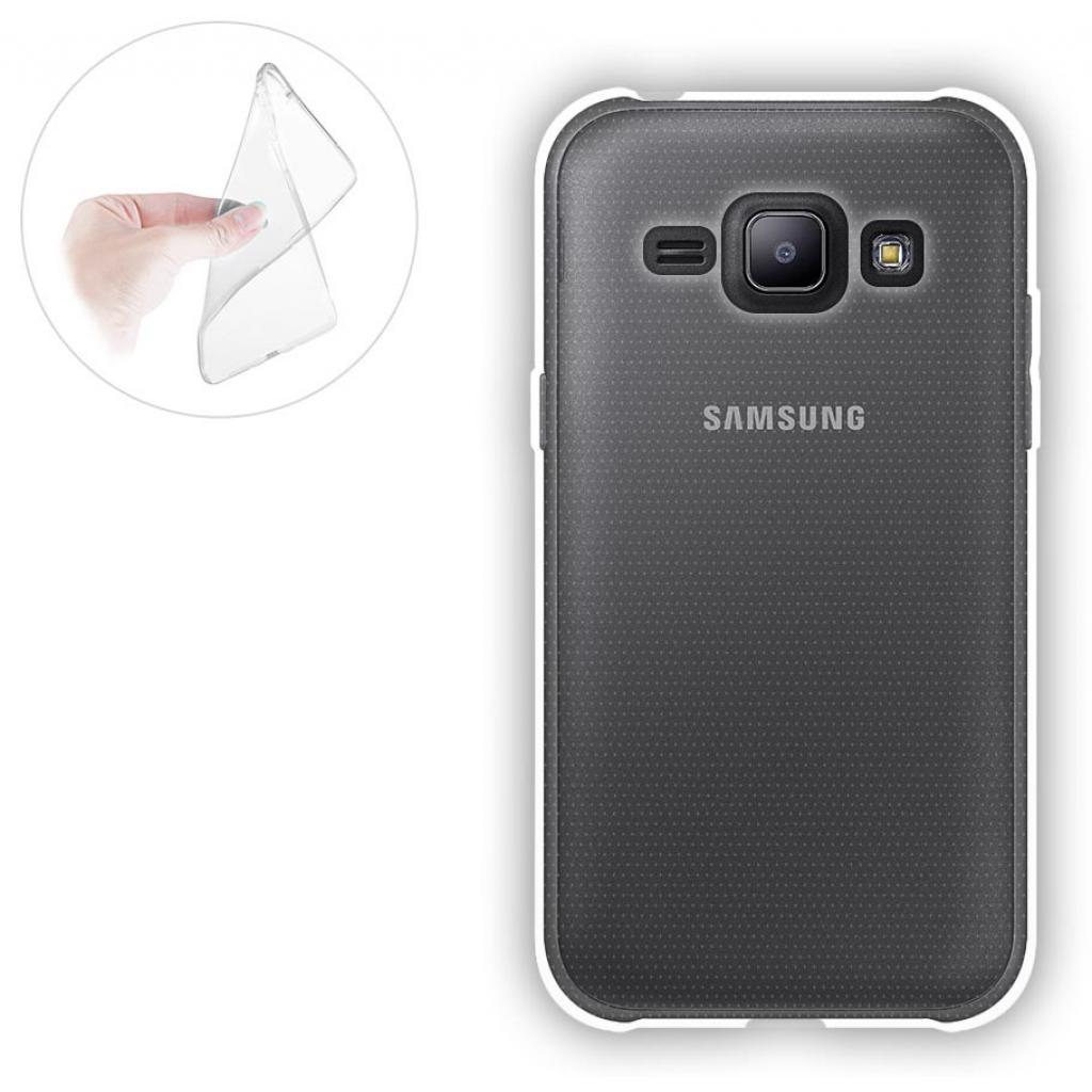 Чехол для моб. телефона GLOBAL для Samsung J100 Duos (светлый) (1283126466434)
