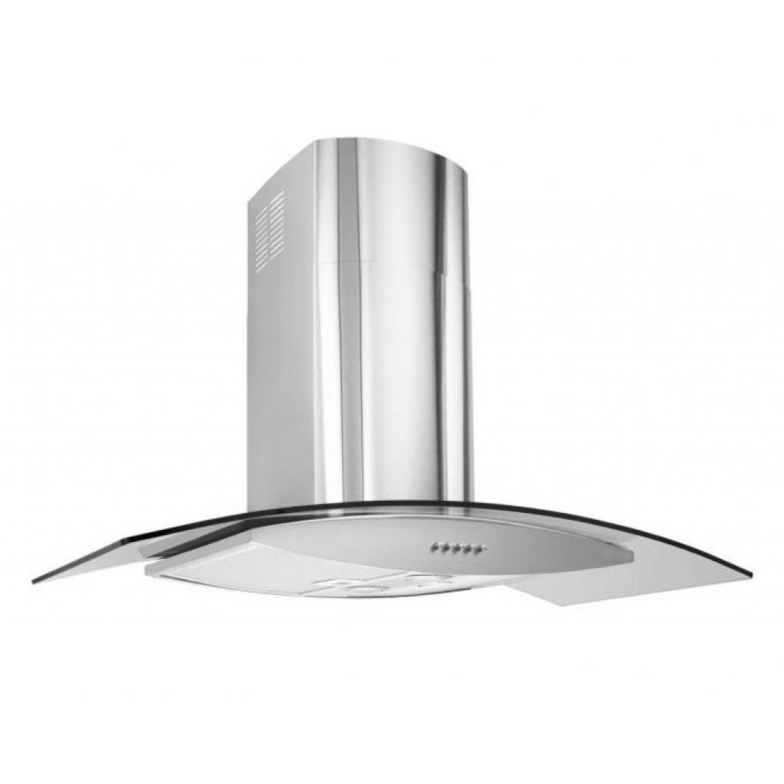 Вытяжка кухонная Ventolux RIALTO 60 BK (750) TRC