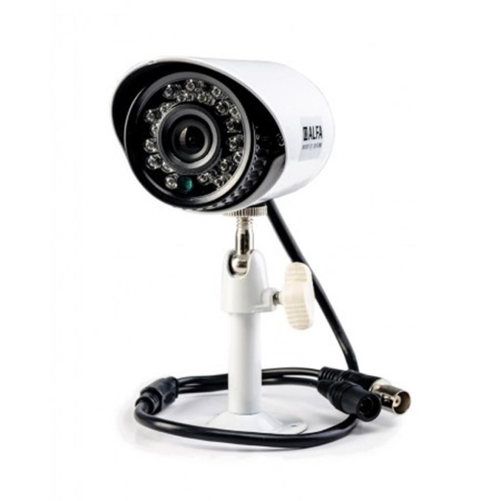 Камера видеонаблюдения ALFA M538-A White
