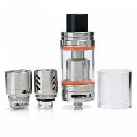Атомайзер Smok TFV8 Full Kit Stainless Steel (SMTFV8FSS)