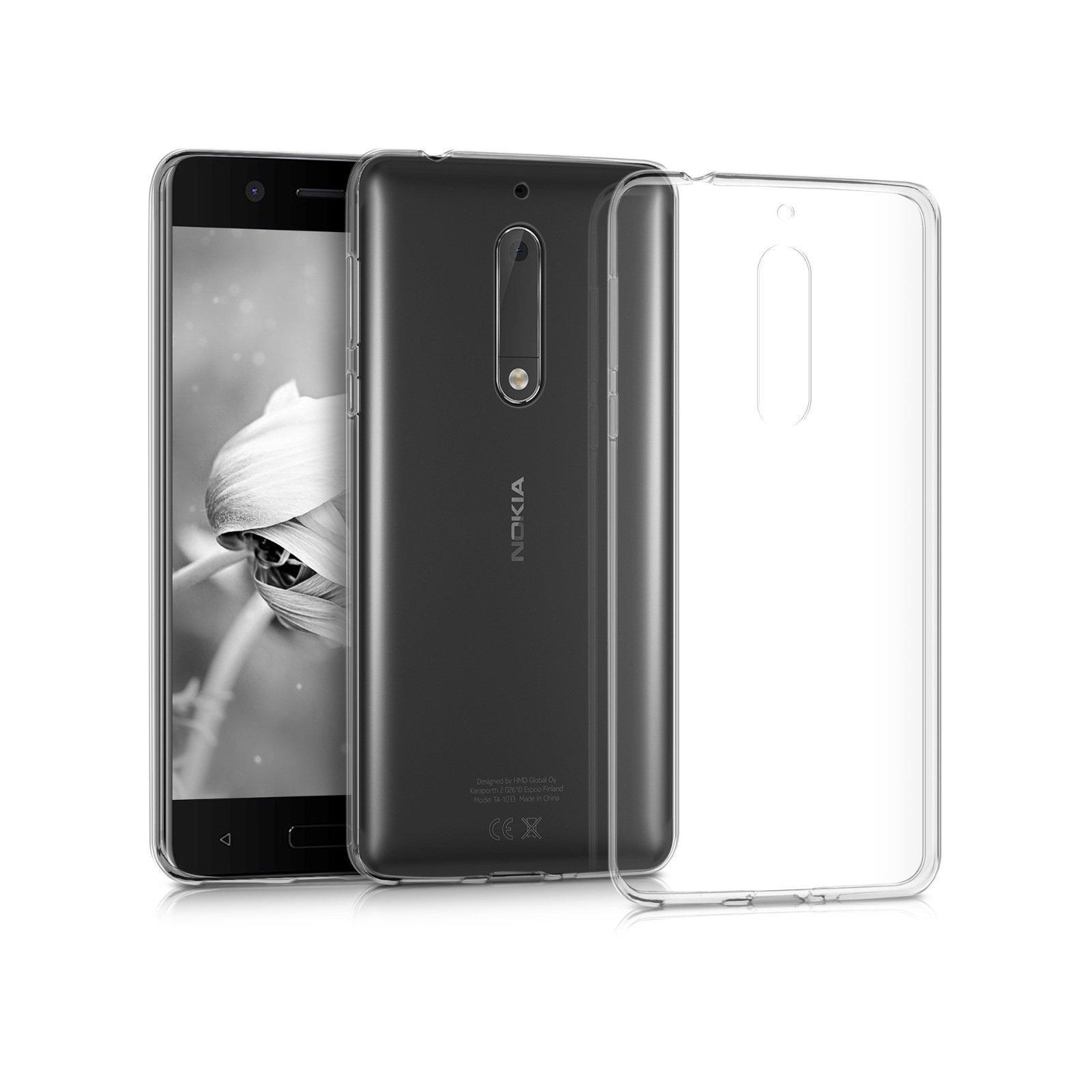 Чехол для моб. телефона SmartCase Nokia 5 TPU Clear (SC-N5) изображение 2