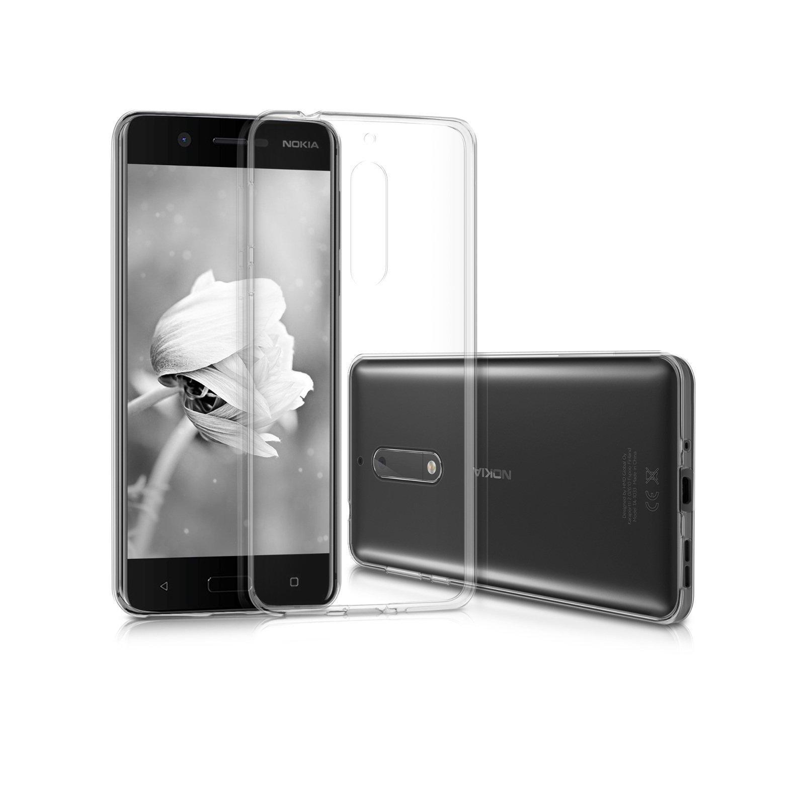 Чехол для моб. телефона SmartCase Nokia 5 TPU Clear (SC-N5)