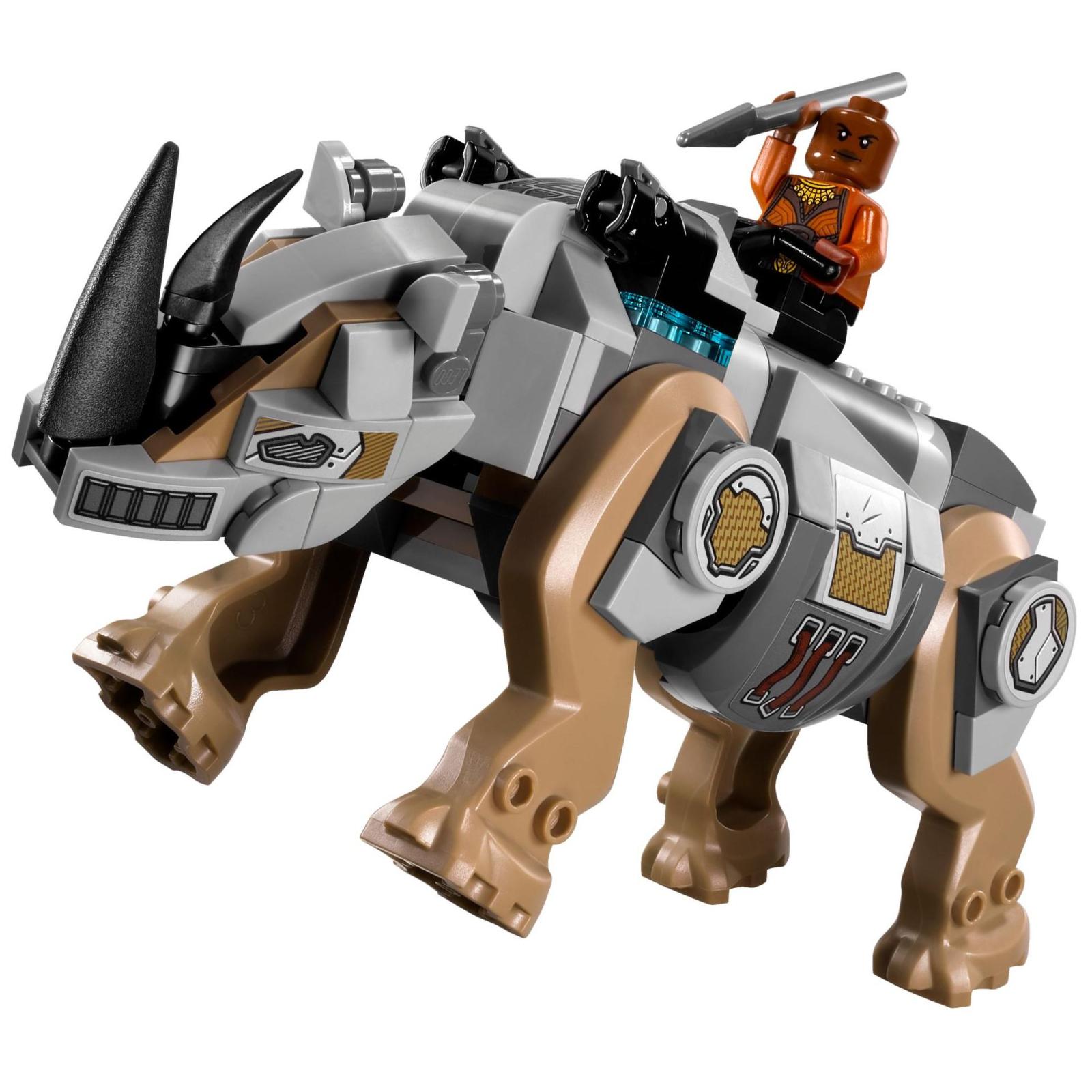 Конструктор LEGO Super Heroes Схватка с носорогом у шахты (76099) изображение 3