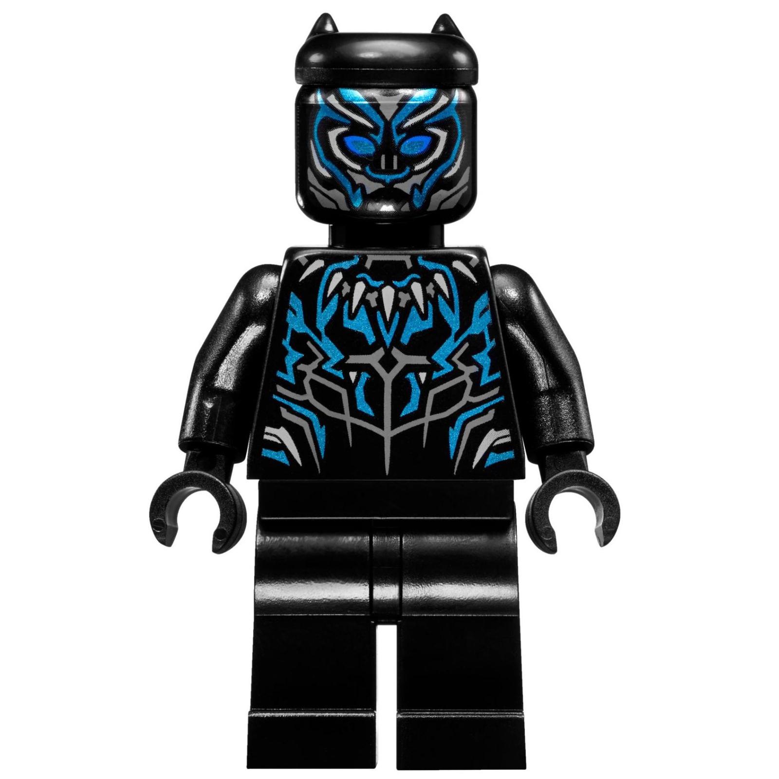 Конструктор LEGO Super Heroes Схватка с носорогом у шахты (76099) изображение 6