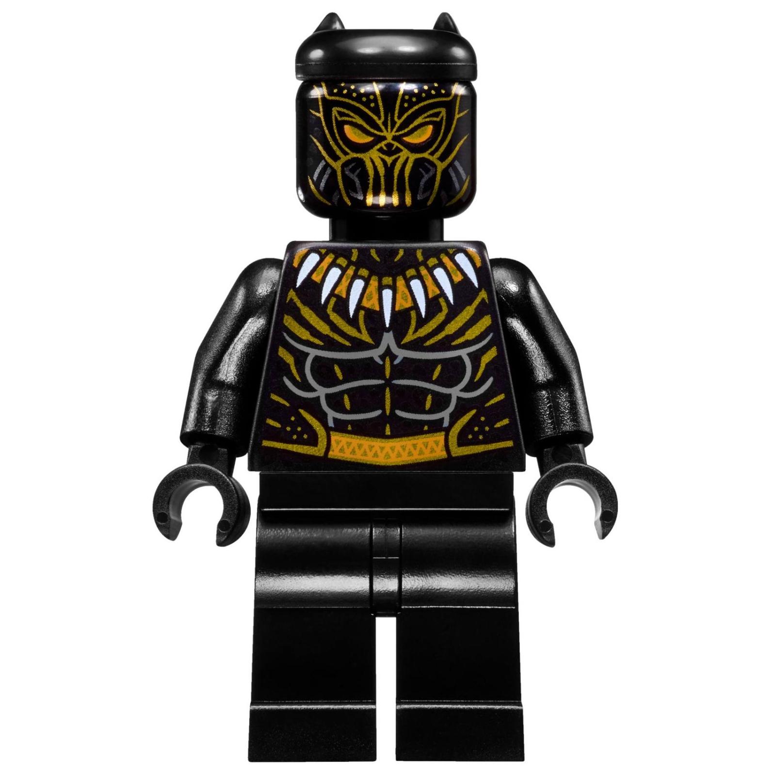 Конструктор LEGO Super Heroes Схватка с носорогом у шахты (76099) изображение 7